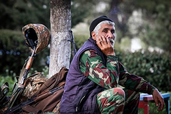 Карабах: Армяне спят и видят приход турков