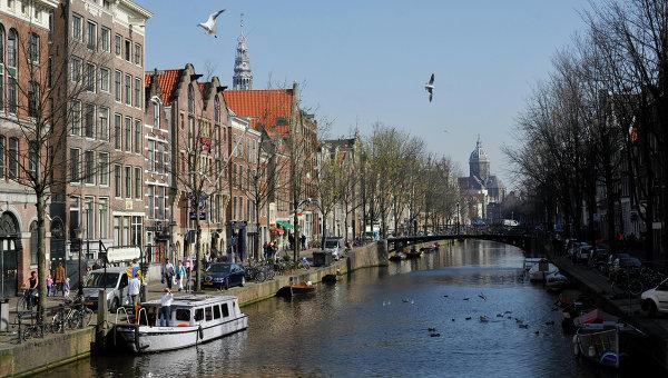 Треть жителей Нидерландов не хотят видеть Украину в ЕС