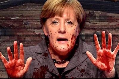 Меркель забилась в нору, проигрыш ЕС просто неминуем