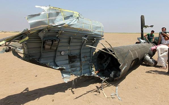 Чем ответила Россия на гибель вертолета в Сирии