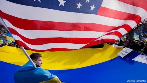 """Американцы """"в домике"""". Украина им по барабану"""