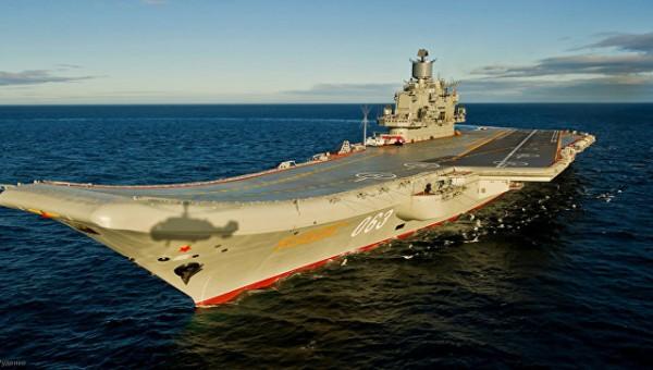 Российские корабли вызвали истерику в британских СМИ