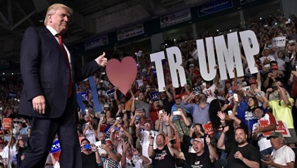 Республиканская партия США обсуждает возможность замены Трампа на выборах