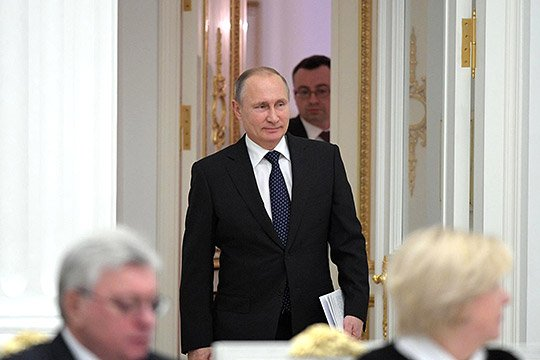Владимир Путин анонсировал очередную чистку: «Значит, они крупные ученые, да?»