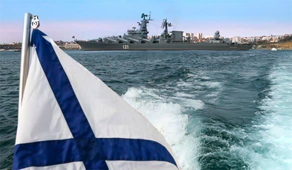 Флот России был в Средиземноморье, когда еще не существовало никаких США