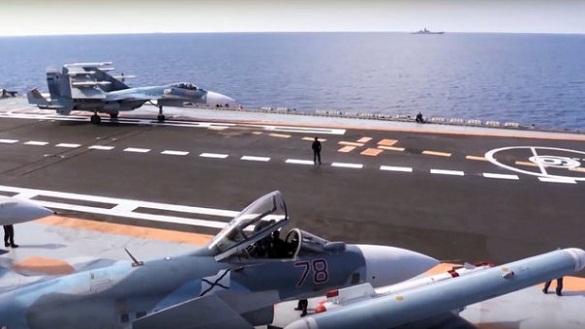 """О последствиях гибели """"Су-33"""" на """"Кузнецове"""""""