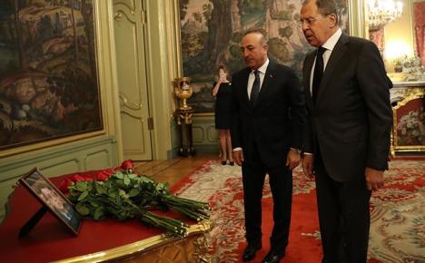 Убийство посла России и британский след. Взгляд из Турции