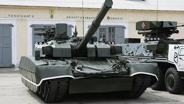 Таиланд отказался покупать украинские танки