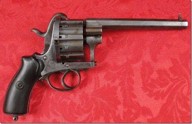 Самые легендарные револьверы Российской империи