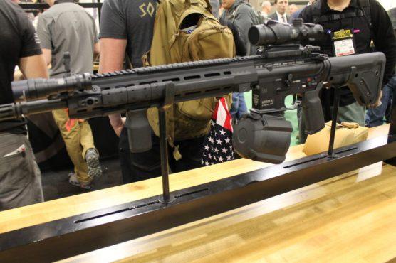Shot Show 2017: Новинки оружейного мира