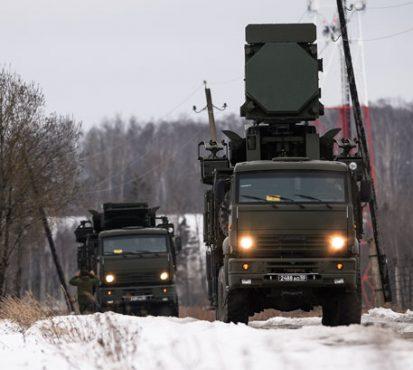 «Поляна» отразит 500 воздушных атак