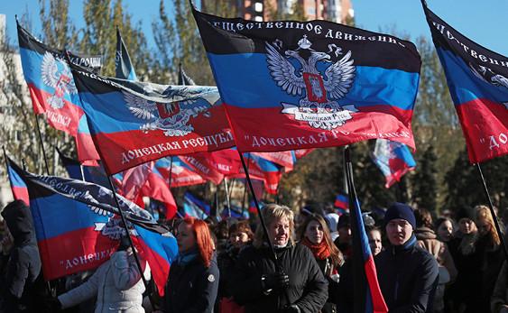 Запад уважает только силу: Нужно признать ДНР и ЛНР и включить их в состав России