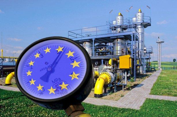 """Брюссель подсадил Европу на """"золотой газ"""""""