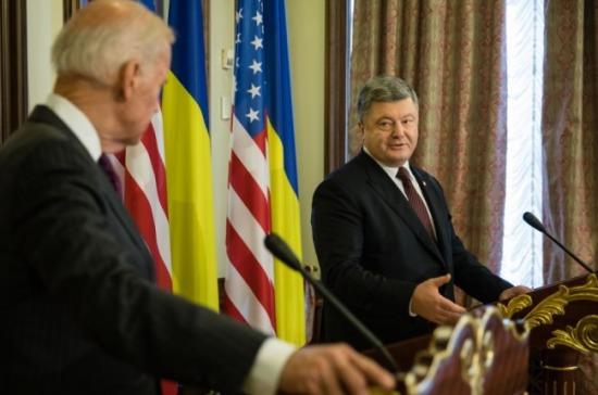 Америка закрывает «Майдан 2.0»? О чем торгуется Порошенко с Западом