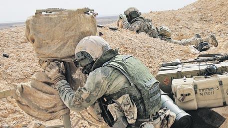 Русский спецназ в арабской пустыне: эксклюзивный репортаж о бойцах ССО