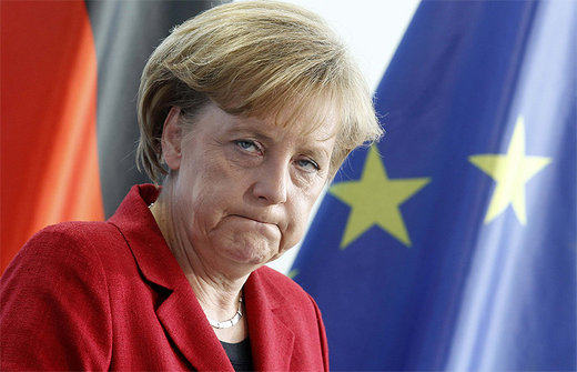 Политические косяки гонят Меркель за океан: у Германии не осталось друзей