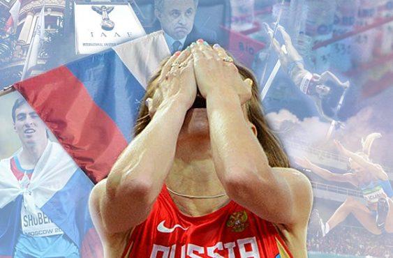 Провокация WADA: Позор выступать под белым флагом - у нас есть российский