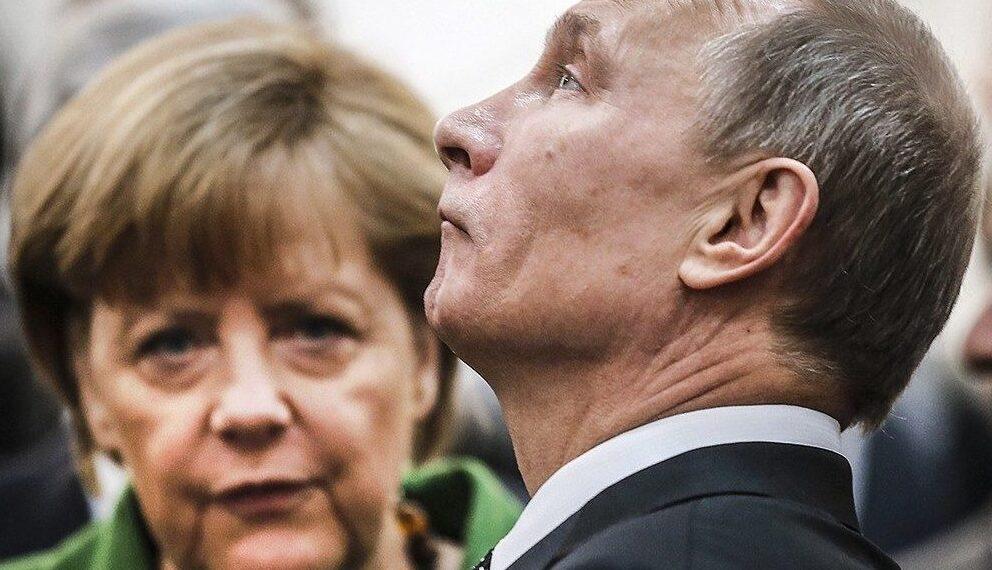 Немцы затаились, чтобы не сглазить: Зачем Меркель летит к Путину?
