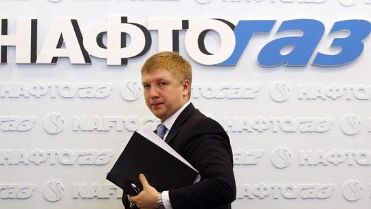 Нафтогаз: газа Украине не хватает даже для внутреннего потребления