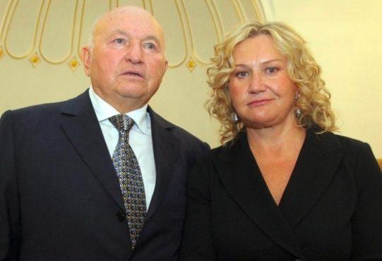 Лужков с Батуриной приехали в Грузию: общество и Саакашвили в бешенстве