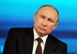 Путин привезет в Китай «энергокольцо»