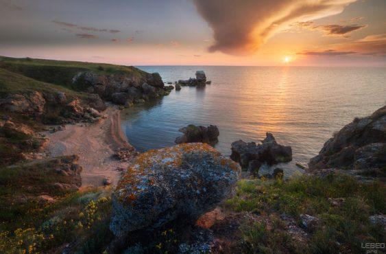 Ночевка с палаткой в Крыму обойдется немногим дешевле отеля