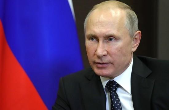 "ЦРУ ""короновало"" Владимира Путина на нефтяное царство"