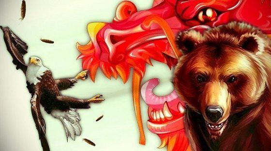 Капитал Китая в Европе работает на создание оси Берлин-Москва-Пекин против США