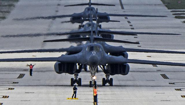 США и Южная Корея начали крупнейшие в истории совместные учения ВВС