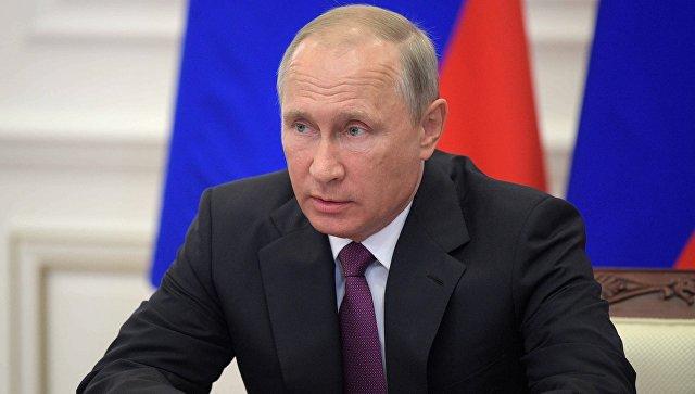 """""""Хочется не плакать, а реветь"""". Владимир Путин назвал причины трагедии в Кемерово"""