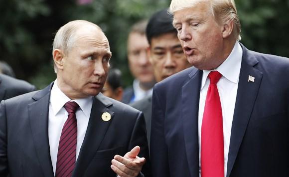 Антирусская истерия в США: появились первые признаки спада
