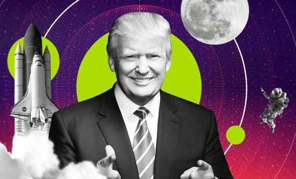 Космические бюджеты: кто примет вызов США на борьбу за Луну и Марс