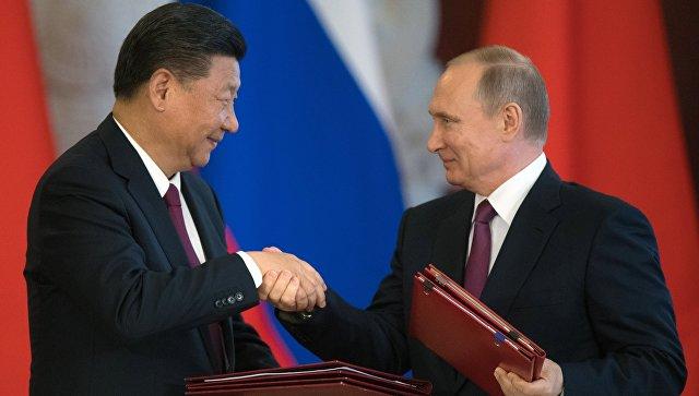 Китай отверг торговлю с Россией за рубли