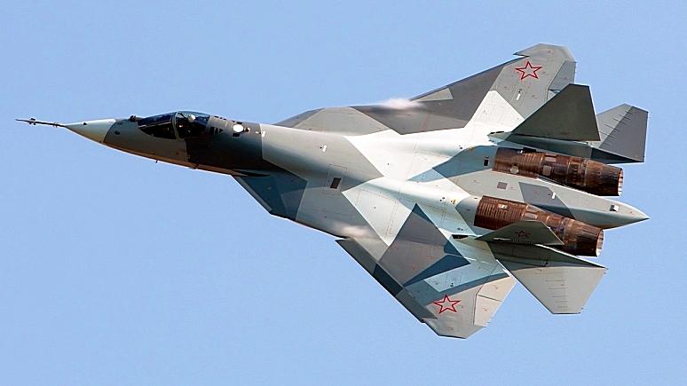 Российские ВКС круче ВВС США?
