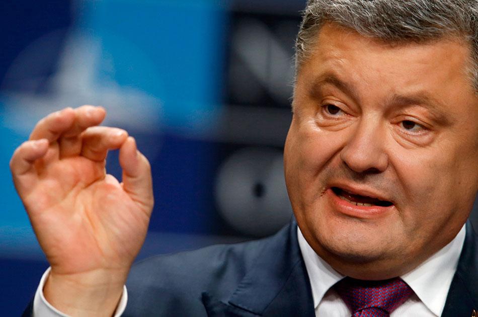 Спящий агент Кремля Порошенко