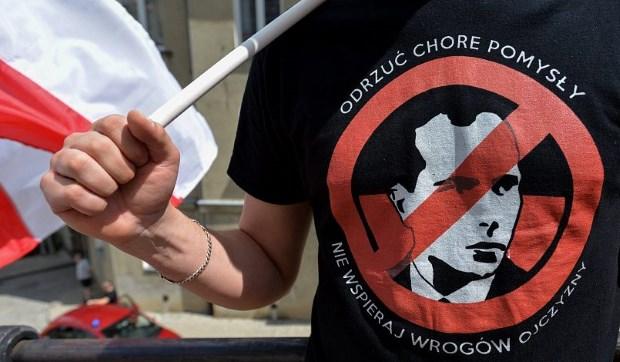Польша переносит борьбу с украинским национализмом на мировую арену