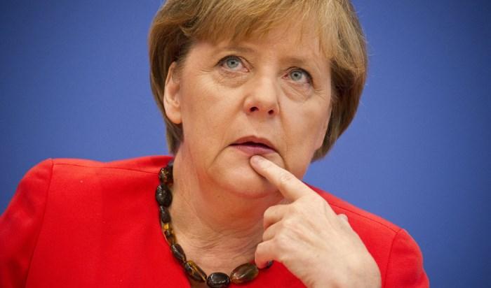 Германия на грани политического распада