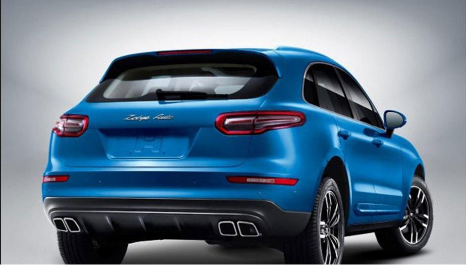 """""""Поднебесная в тренде"""": этот Porsche - нахальная китайская копия"""
