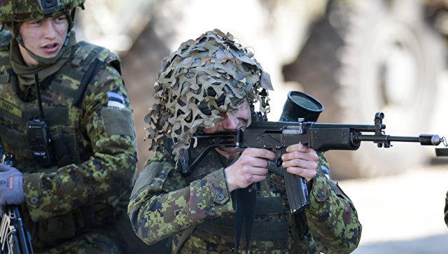 Приключения британских военных в Эстонии