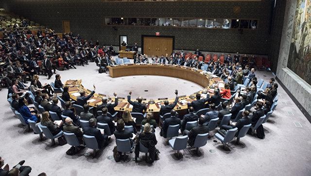 Украина потребовала изменить механизм применения права вето в Совбезе ООН