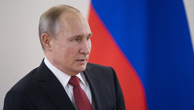 Владимир Путин о конкуренции в мире
