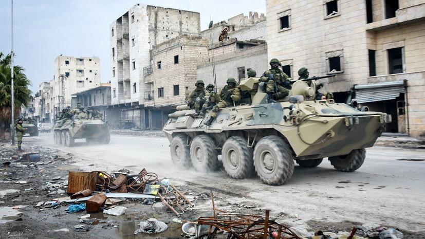Минобороны США: присутствие России в Сирии создает сложности для операций против ИГ