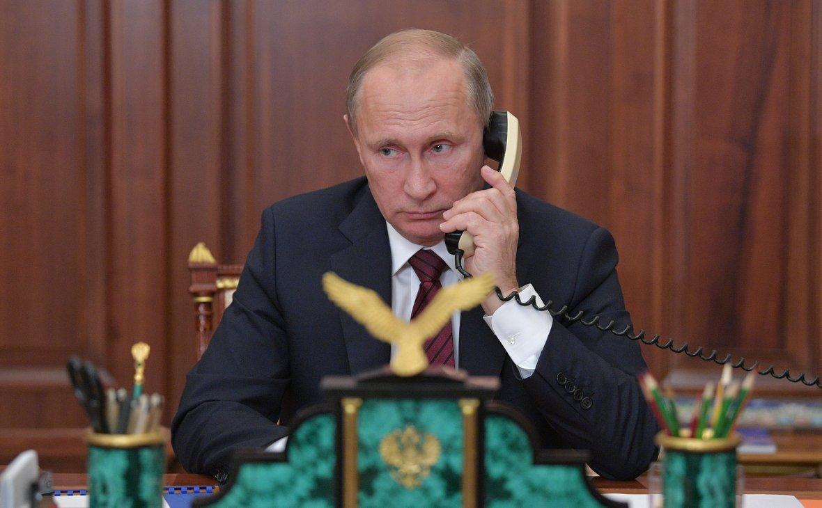 Владимир Путин / Фото: Алексей Дружинин / РИА Новости