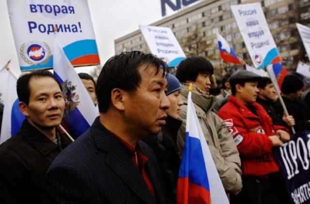 России - нерусскую власть?