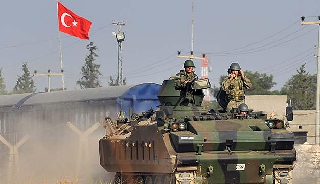 Россия мешает туркам захватить Африн