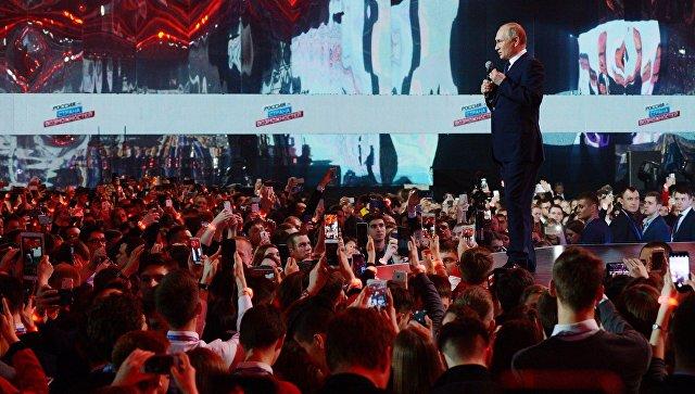 """Как """"Поколение Путина"""" добивает Запад"""