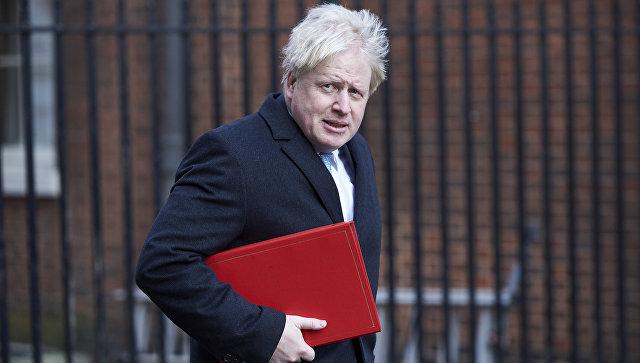 Борис Джонсон нашел болевую точку России и будет на нее давить
