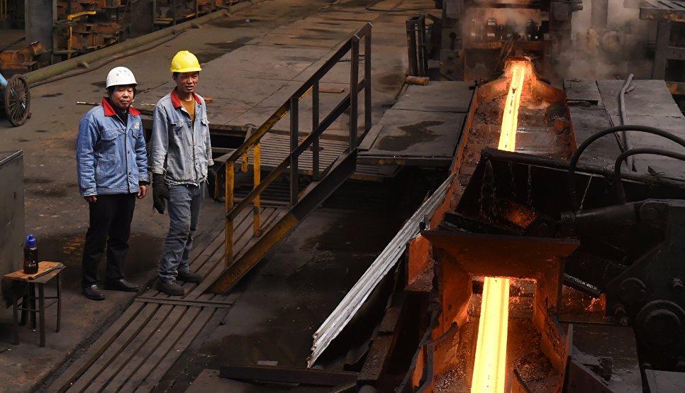 Пекин отвечает Вашингтону: От сухофруктов до стальных труб