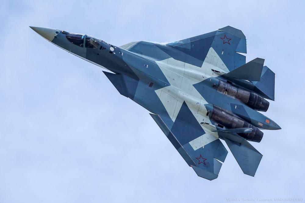 Турция может закупить российские истребители Су-57 вместо американских F-35