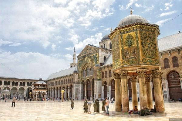 Сирийская Арабская Республика признала независимость Абхазии и Южной Осетии